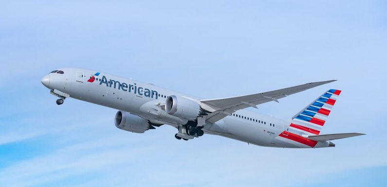 American Airlines Passengers Can Soon Upload COVID-19 Test Results to New Health Passport Before Travel