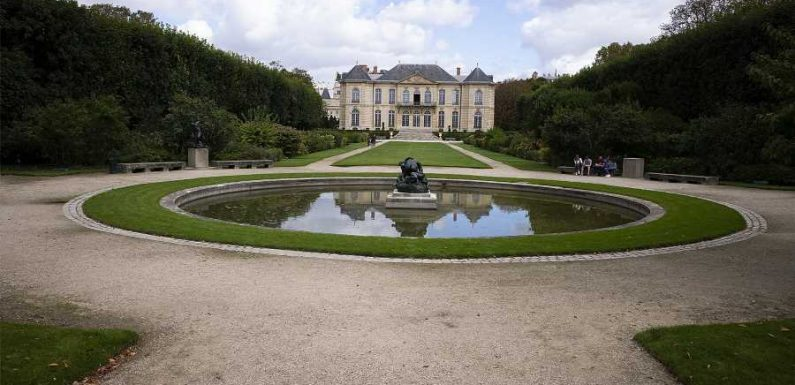Sculpture Garden at Rodin Museum in Paris Reopens Amid Lockdown