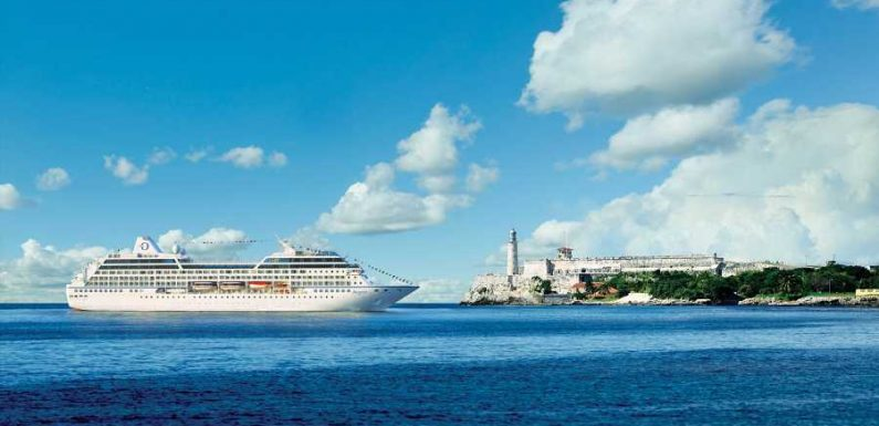 Visit 33 Countries and 96 Ports on This 180-day Around the World Cruise Sailing in 2023