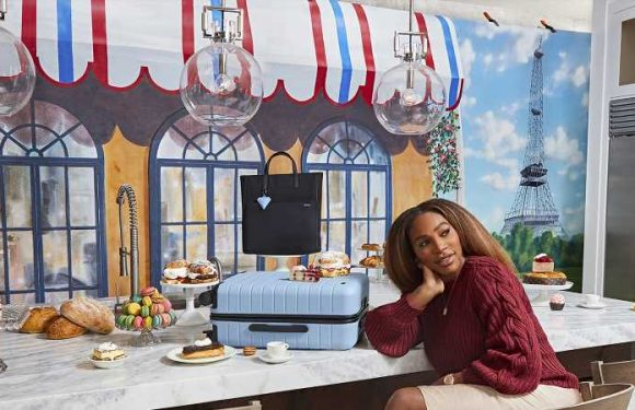 Serena Williams' New Line With Away Luggage Is Perfect for Everyday Travelers and Globe-trotting Athletes Alike