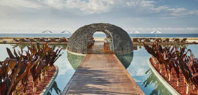 This 'Nest' Restaurant in Cabo Is 'Suspended Between the Sea and the Land' — and You Buy It Out for Valentine's Day