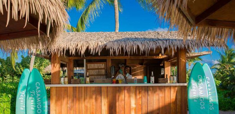This Caribbean Resort Has a Margarita Hotline for Margs on Demand