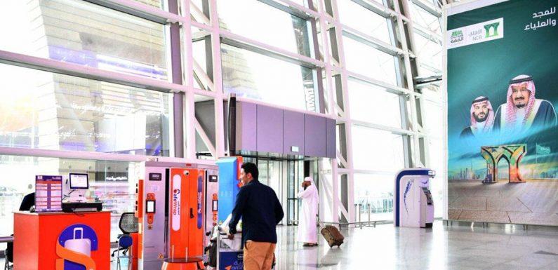 Saudi Arabia extends ban on international flights after vaccine delays