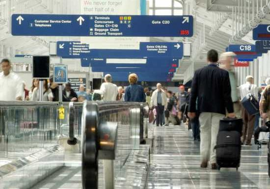 Man scared of coronavirus lives undetected at airport for three months