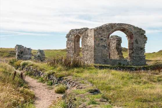 A walk with ancient Celtic lovers for the Welsh Valentine's Day
