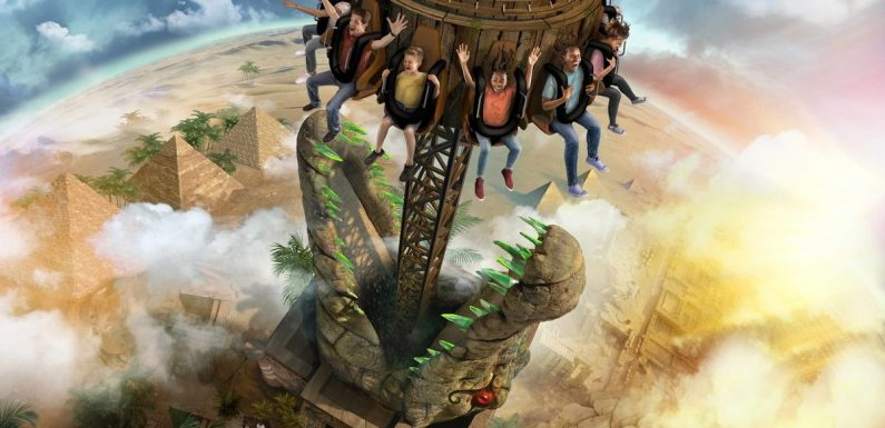 Chessington unveils new ride opening this year – it's perfect for thrill-seekers