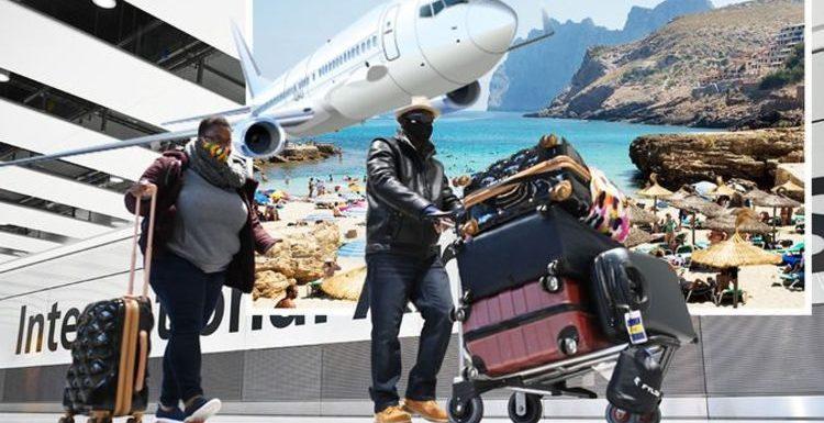 Holidays: France, Italy, Spain, Greece & Portugal latest FCDO advice as travel rules alter