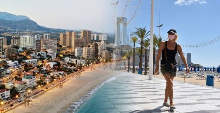 Spain holidays: Holidaymakers to ditch popular Benidorm in favour of Portugal & Tenerife