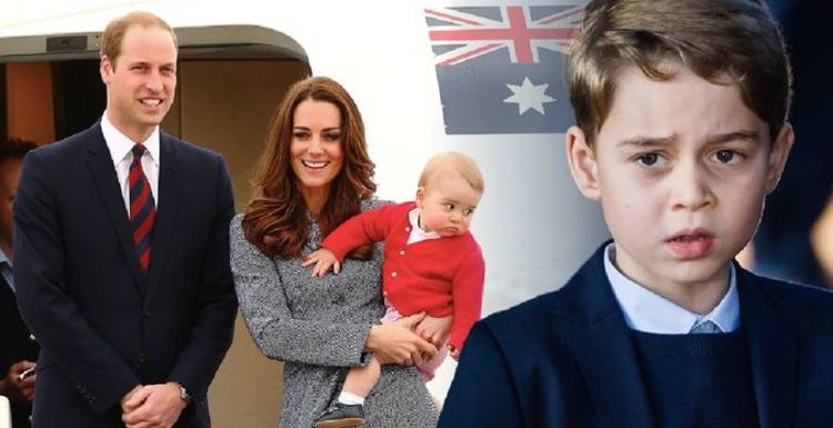Prince William and Kate broke long-standing royal travel rule after Prince George's birth