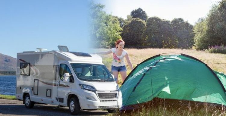 Camping and caravan: Expert shares best 'low cost' staycation option this summer