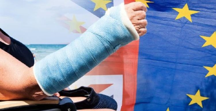 Brexit: 'Last-minute deal' could see Britons face huge losses despite travel insurance