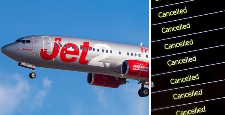 Jet2 cancels all flights until mid-April – latest Jet2holidays update amid new changes