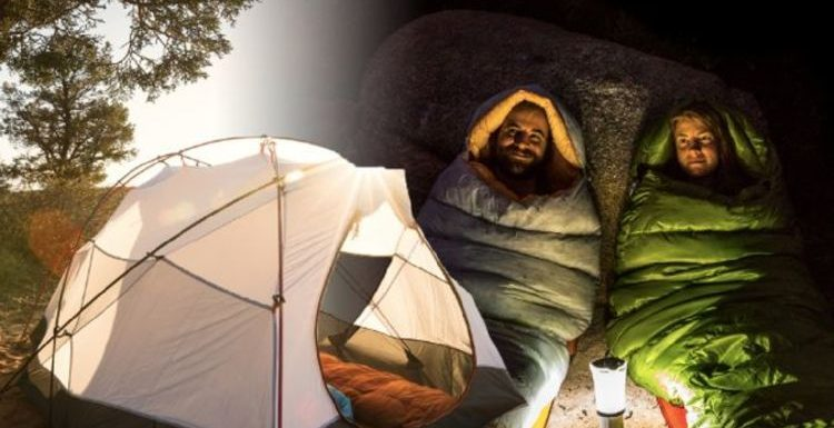 Camping holidays: First time campers warned to invest in a 'sleeping bag' over 'good tent'