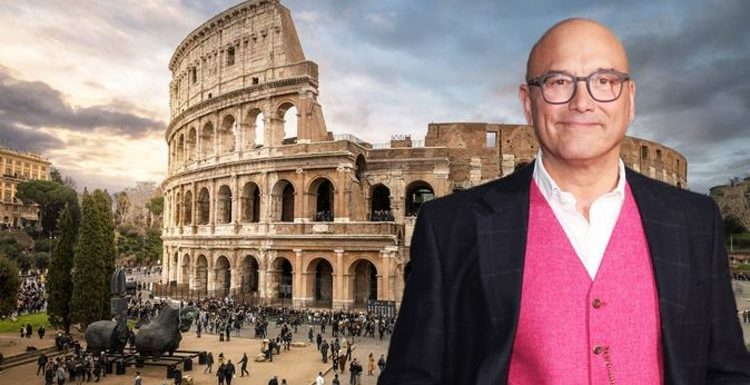 Gregg Wallace: Big Weekends Away: Rome travel guide – when to go, where to go, what to do