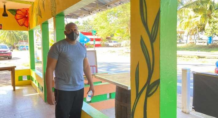 'Domino effect' of beach closures batters shorefront businesses in Puerto Rico