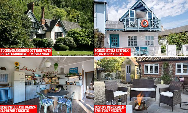 Holiday home prices have soared but these beauties are worth the cost