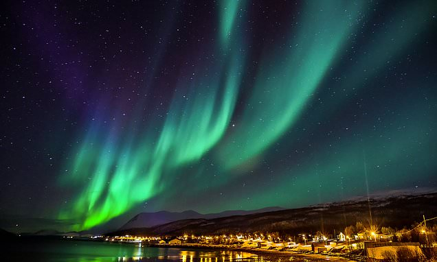 Exclusive for MoS readers: See the Northern Lights
