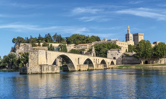 Exclusive for MoS readers: Discover the Rhone with Michel Roux Jr