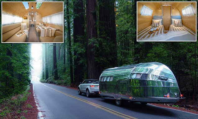 Covid-secure trailer comes with hospital-grade air filters