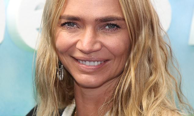 Former model Jodie Kidd talks about skinny-dipping in the Maldives