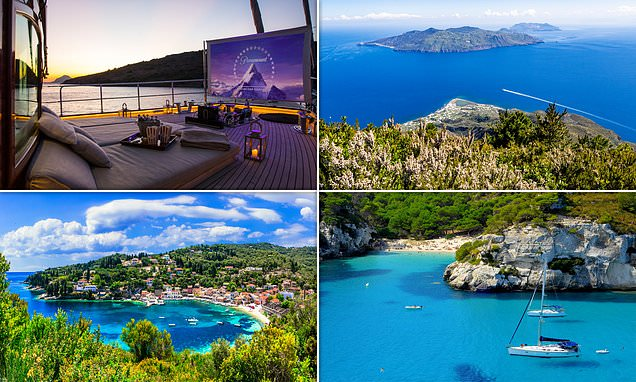 Craving a treat? Hire a yacht in the Med for your bubble