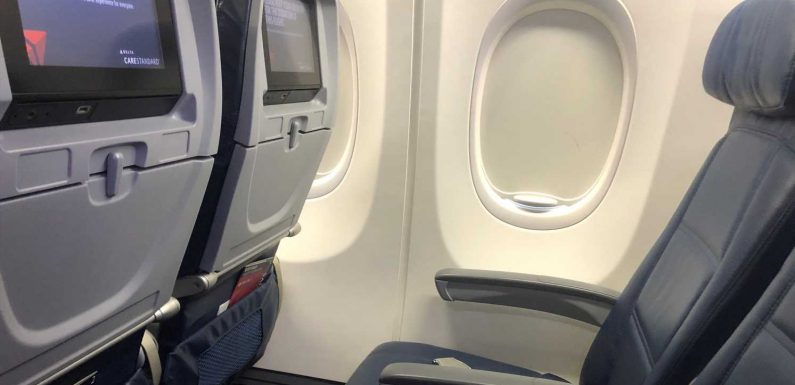 Delta plans to block middle seats through April to give passengers 'complete confidence'