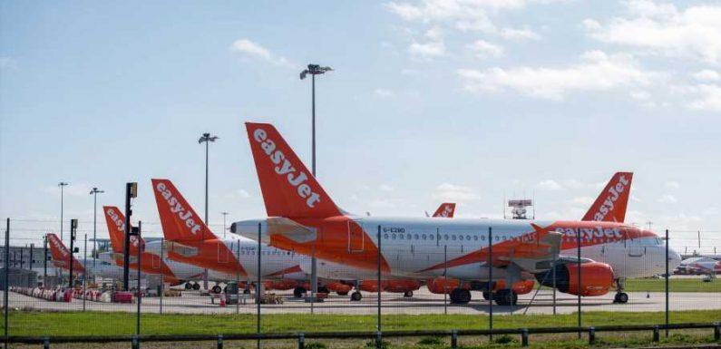 EasyJet Bookings up 600% Following UK Lockdown Lift Announcement