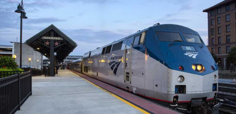 Amtrak Customers Can Now Bid to Upgrade Their Seats on an Upcoming Trip