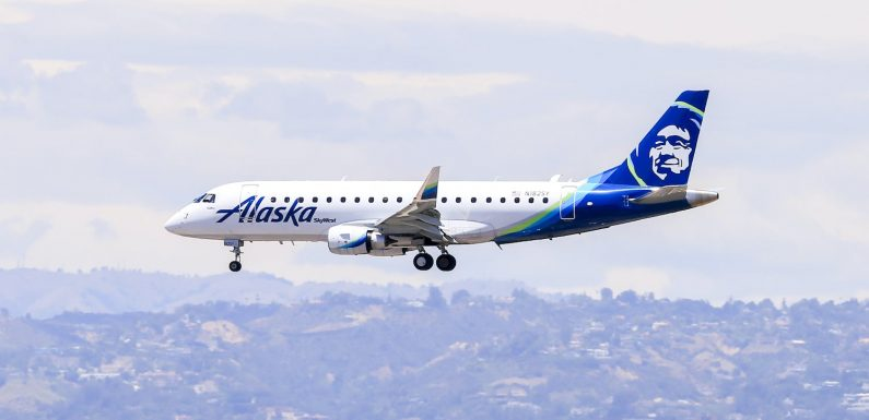 Alaska Airlines announces status match for select elites, no challenge required