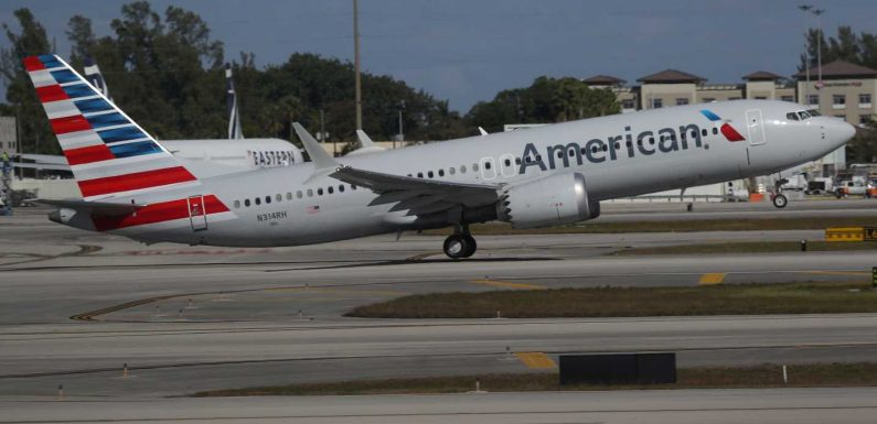 A woman in North Carolina said she received an 'African American service charge' from American Airlines
