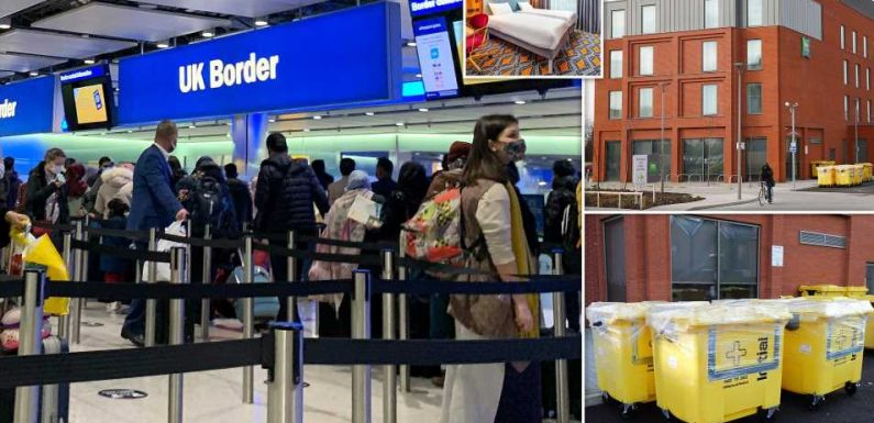 Border Force says it can't stop travellers 'legging it' from airports
