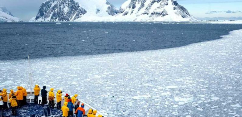 The Best Antarctica Cruises for Catching 2021's Solar Eclipse