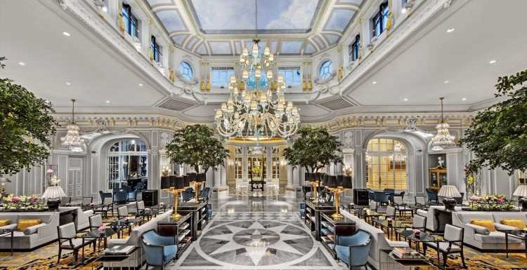 The Marriott Bonvoy Brilliant Amex Benefits That Make It Among the Best Travel Cards