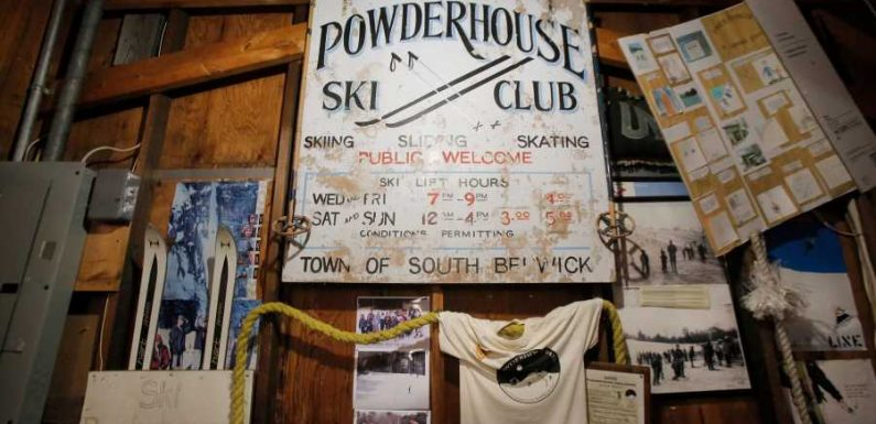 These Old-school New England Ski Areas Are Totally Affordable and Full of Local Charm