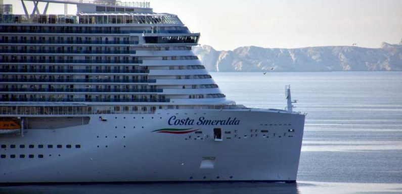 Costa Cruises Will Return to Sailing Around Italy in March