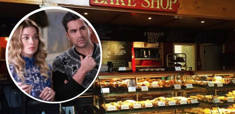 A bakery in the tiny town where 'Schitt's Creek' was filmed managed to stay in business through the pandemic partly thanks to a star's glowing review