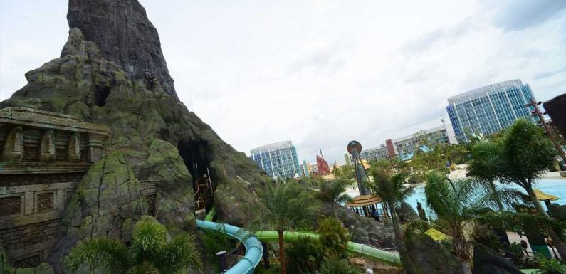 Universal Orlando's Volcano Bay Water Park to Reopen This Month