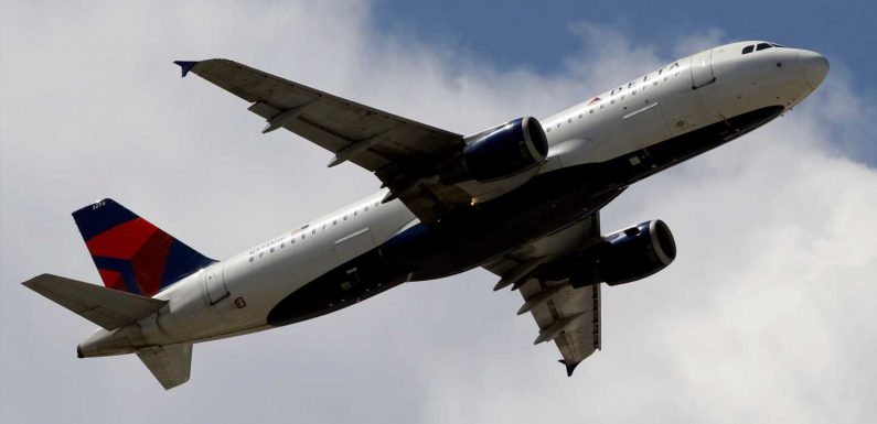 Delta passenger faces $27,500 fine for hitting flight attendant in face mask dispute with fellow passenger