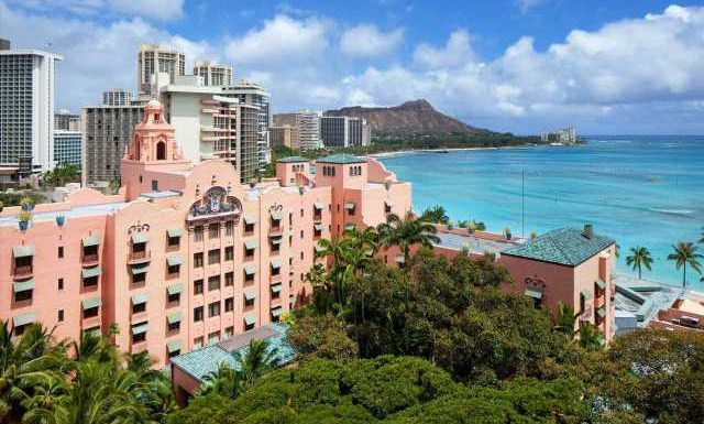 The 5 best hotels in Hawaii to book with Marriott points