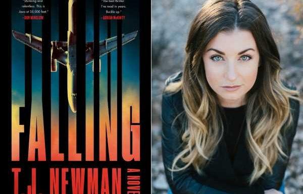 Flight attendant signs book deal for horror novels set at 36,000ft