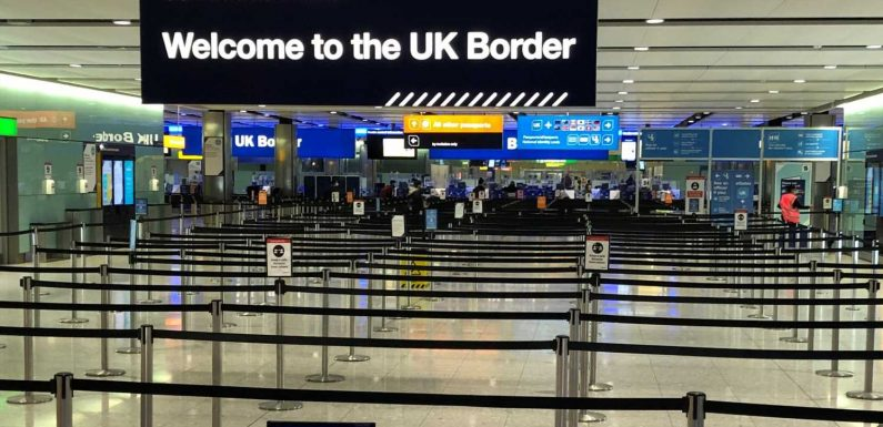 England: Lying about high-risk travel upon arrival could land you in prison for 10 years