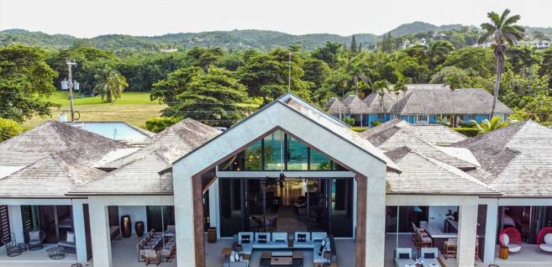 This Ultra Luxe, 6-bedroom Villa in Jamaica Has a Chef, Infinity Pool, and On-site COVID Testing — for $50k a Week