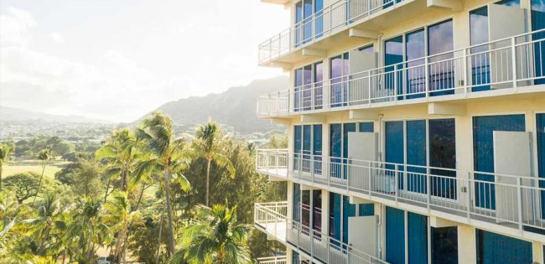 This Hotel in Hawaii Just Got a Tropical Makeover That Was Made for Instagram
