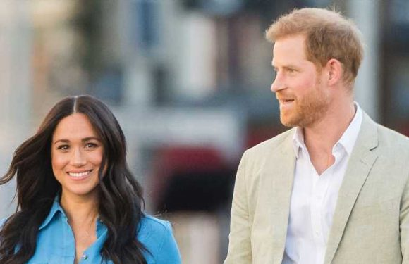 Prince Harry and Meghan Markle Are Officially No Longer Working Members of the Royal Family