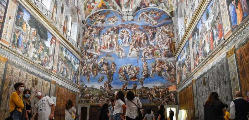 Reopened Vatican Museums Offer a Glimpse of the Sistine Chapel Without the Crowds
