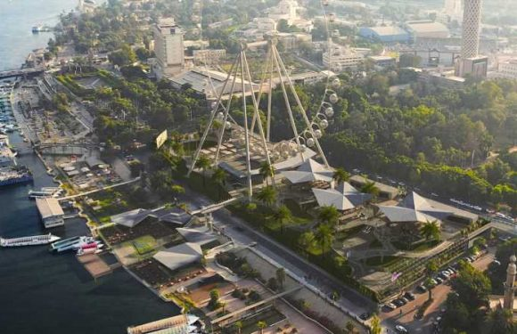 Africa's Largest Observation Wheel Will Make Its Debut in Egypt Next Year — and It Promises Views of the Famed Pyramids
