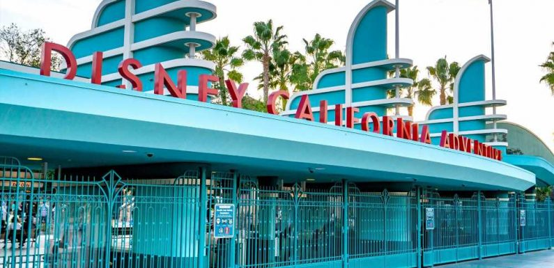 Disneyland's California Adventure Is Planning a Food Festival for Fans Who Are Missing the Park