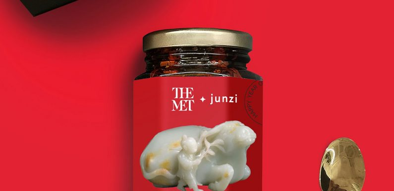 Celebrate the Year of the Ox With This Chili Oil Set From Junzi Kitchen and the Met Museum