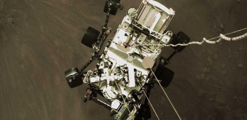 NASA's Perseverance Rover Is Tweeting From Mars and It's Both Hilarious and Educational