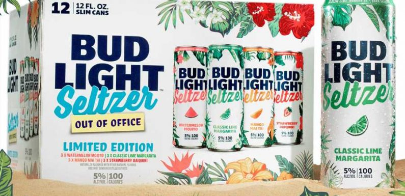 Bud Light Is Celebrating Its New Hard Seltzer Flavors by Giving Fans $1,000 for Their Next Trip